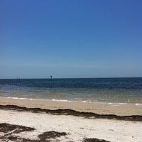 Photo taken at Shell Point Beach by Amy M. on 4/30/2012