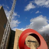 Photo taken at Indiana University Art Museum by Michael F. on 3/12/2012