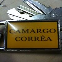 Photo taken at Camargo Correa UT682 by Ana Cassia🎀 on 4/5/2012