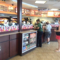 Photo taken at Dunkin Donuts by Steve L. on 8/11/2012