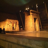 Photo prise au Temple of Dendur par Stacie S. le2/19/2012