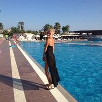 Photo taken at Riu Kaya Belek Hotel by Иннуся Мася М. on 6/25/2012