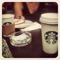 Photo taken at Starbucks by Ana G. on 9/4/2012