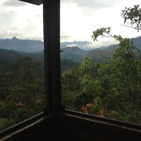 Photo taken at Pousada Canto dos Tangaras by Edu S. on 2/12/2012