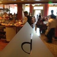 Photo taken at Bottega Restaurant by Jonathan C. on 4/27/2012