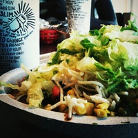 Photo taken at Chipotle Mexican Grill by Raschard B. on 7/28/2012