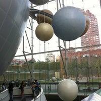 Photo prise au Hayden Planetarium par Emelie N. le8/1/2012