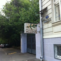 Photo taken at Accenti by Sergei P. on 6/24/2012