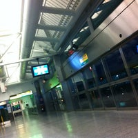 Photo taken at JFK AirTrain - Terminal 8 by Kristofer P. on 8/7/2012