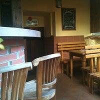 Снимок сделан в Kvelb & pub Pastička пользователем nelen 7/18/2012