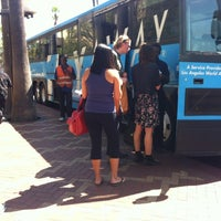 Photo taken at FlyAway - Union Station to LAX by Joshua G. on 6/29/2012