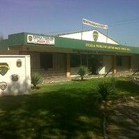 Photo taken at Escuela PreMilitar Capitán Ignacio Carrera Pinto by Rodrigo O. on 4/16/2012