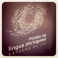 Foto tirada no(a) Museu da Língua Portuguesa por Rafael D. em 8/19/2012