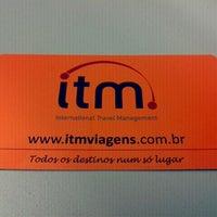 Photo taken at ITM Agencia de Viagens by Guilherme B. on 4/10/2012