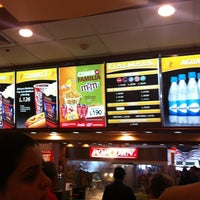 Photo taken at Cinemark City Mall by Mayaly D. on 5/27/2012