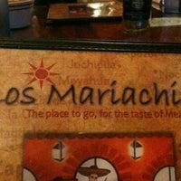 Foto tomada en Los Mariachis por Eduardo L. el 6/8/2012