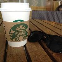 Photo taken at Starbucks by Ananda d. on 3/26/2012