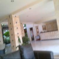 Photo taken at Hotel Asia Afrika Pasar Kembang by Ennio R. on 6/26/2012