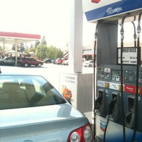 Photo taken at Chevron by Eddy on 8/12/2012
