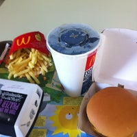 Photo taken at McDonald's by Jéssica N. on 8/18/2012