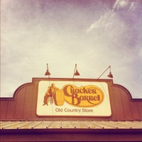 Photo taken at Cracker Barrel Old Country Store by Nick S. on 8/13/2012