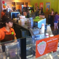 Photo taken at Jamba Juice Canoga Ave. by Todd M. on 8/9/2012