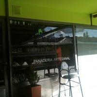 Photo taken at La Delfina Restó by Thomas A. on 5/27/2012