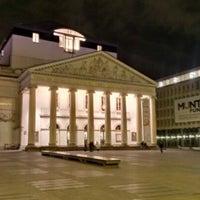 9/13/2012 tarihinde Jānis P.ziyaretçi tarafından Muntplein / Place de la Monnaie'de çekilen fotoğraf