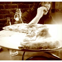 Photo taken at Bambinos Pizzeria by Sean D. on 9/1/2012