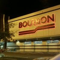 Photo taken at Bourbon Hipermercado by Fernanda J. on 8/16/2012