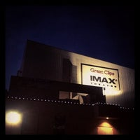 Photo taken at Great Clips IMAX Theater by Taylor N. on 7/8/2012