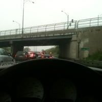 Photo taken at Kennedy Expressway by D C. on 5/1/2012