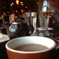 Photo taken at Apothecary Cafe & Wine Bar by Heather K. on 6/22/2012