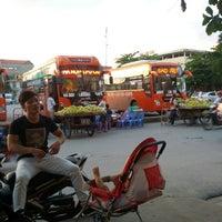 Photo taken at Đại Lý Xe Khách Sao Việt Lào Cai by Olivier J. on 7/2/2012