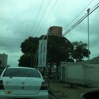 Photo taken at Estacionamento by Lili J. on 4/12/2012