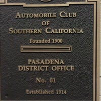 ... Photo Taken At AAA   Automobile Club Of Southern California By Caren S.  On 5 ...