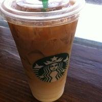 Photo taken at Starbucks by Victoria K. on 7/3/2012