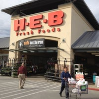 Photo taken at H-E-B by SuZanne G. on 2/24/2012