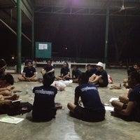 Photo taken at Pasak Scout Camp & Resort by Vorachai T. on 2/21/2012
