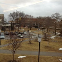 Photo taken at The Miller Center - SCSU by Tom C. on 3/12/2012