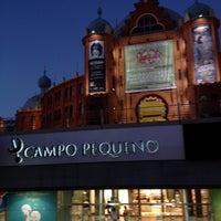 Photo taken at Centro Comercial do Campo Pequeno by Fernando M. on 7/6/2012