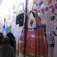 Photo taken at Garosu-gil by Ordinary_angie on 4/17/2012