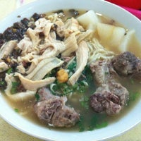 Photo taken at Soto Mie Agih Sukabumi by Donny N. on 5/5/2012