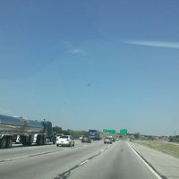 Photo taken at Interstate 20 (I-20) by James S. on 6/18/2012