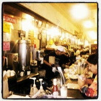 Photo taken at Eisenberg's Sandwich Shop by gio613 on 8/14/2012