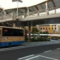 Photo taken at JR Suita Station by Tsuyoshi I. on 9/2/2012