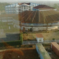 Photo taken at Kenyatta University Post Modern Library by Esther K. on 3/22/2012