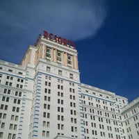 Photo taken at Resorts Casino Hotel by Jill M. on 5/18/2012