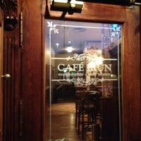 Photo taken at Café Irún by Al M. on 7/31/2012