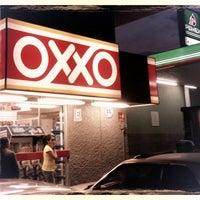 Photo taken at OXXO Gaso Matamoros by Daniel V. on 8/11/2012